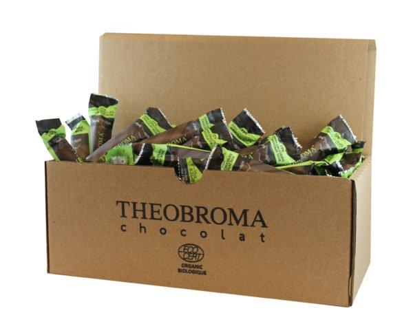 72% Dark Chocolate Mini-Sticks, Box of 75